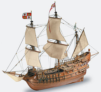 wood ship models, wood boats,1/90 San Francisco II